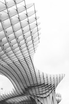 Metropol Parasol: Fine Art Travel Photography by Nat Coalson