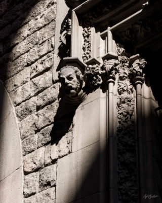 Travel Photograph: The Watchful Eyes of History by Nat Coalson