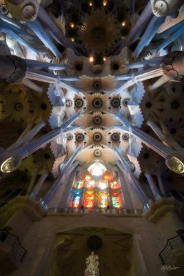 Sagrada Familia by Nat Coalson