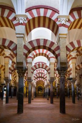 Mezquita de Córdoba by Nat Coalson