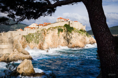 Travel Photograph: Dubrovnik, Croatia by Nat Coalson