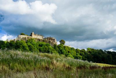 Fine Art Travel Photograph: Stirling Castle by Nat Coalson